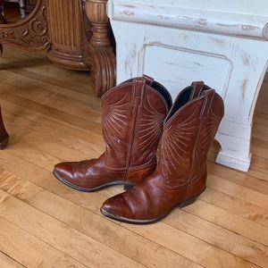 Laredo Women's Cowboy Boots Brown Size 8